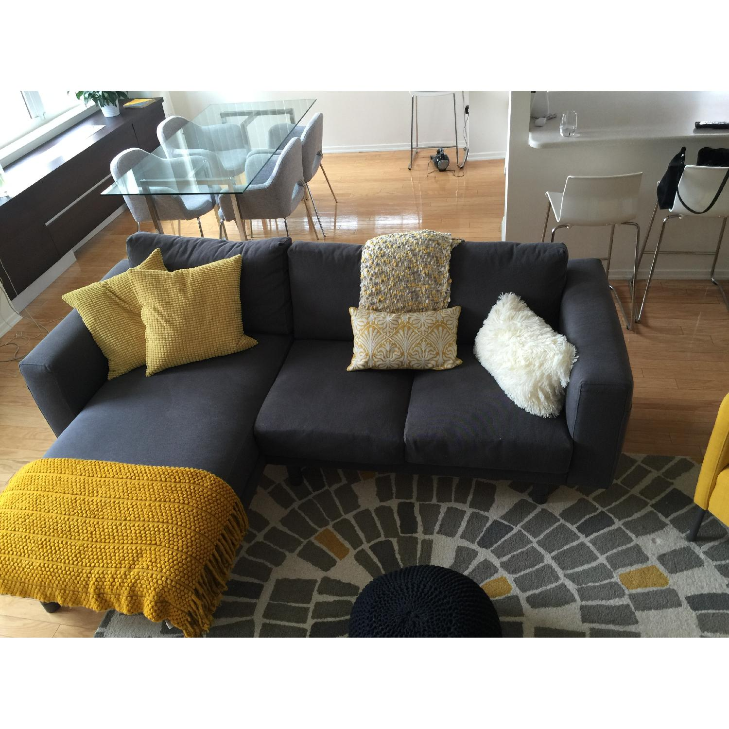Ikea Sectional Couch - image-5
