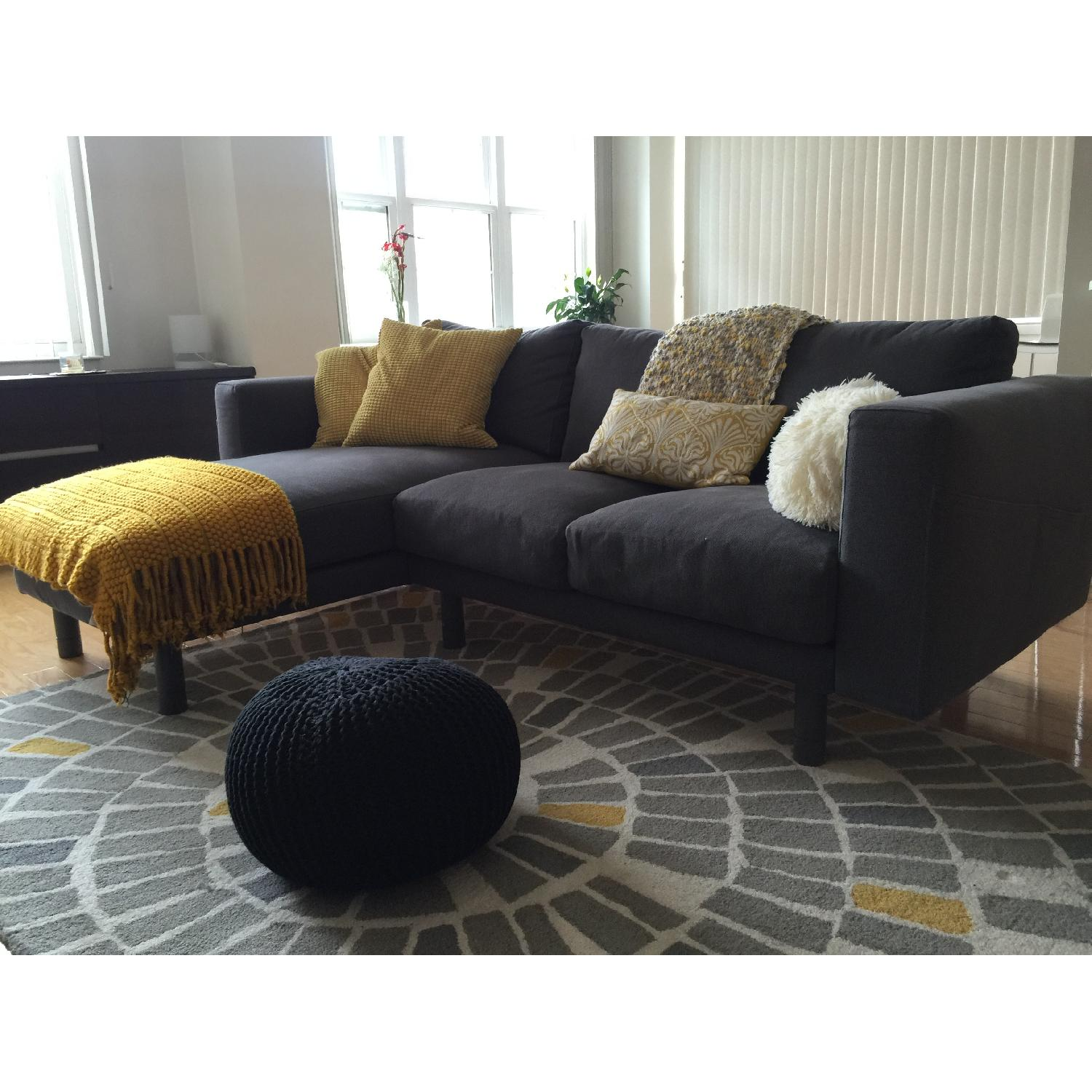 Ikea Sectional Couch - image-6