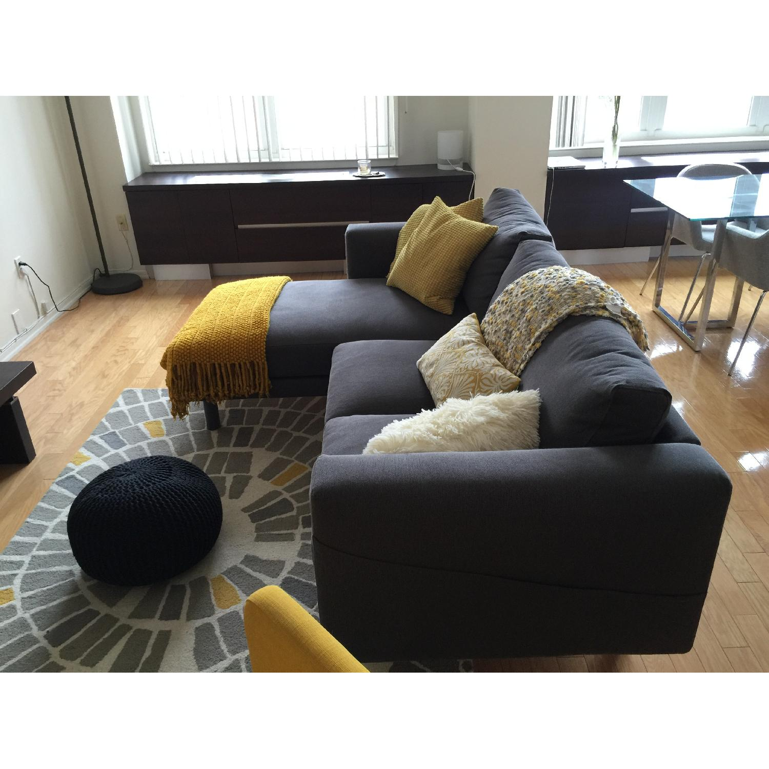 Ikea Sectional Couch - image-7