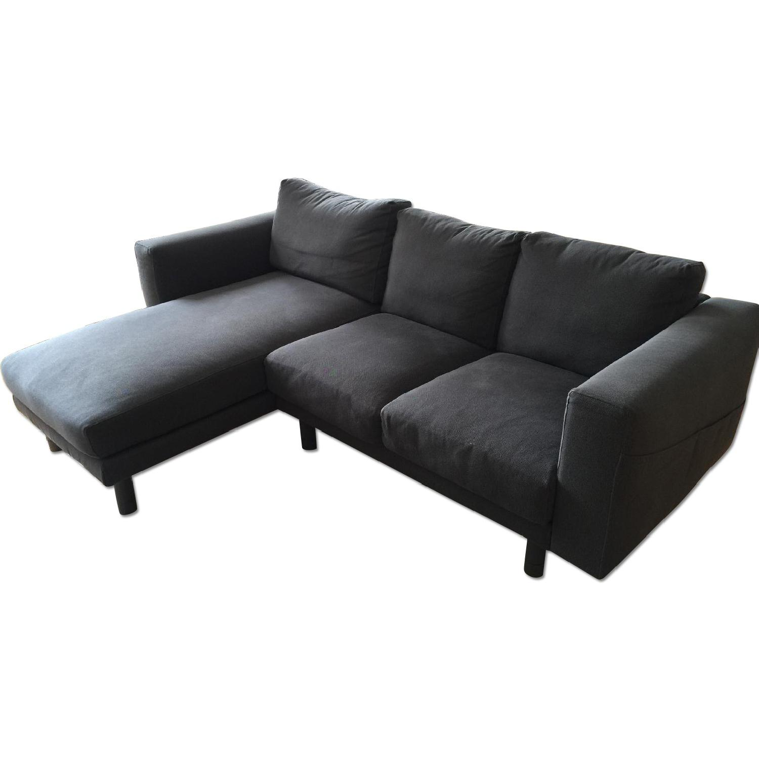 Ikea Sectional Couch - image-0