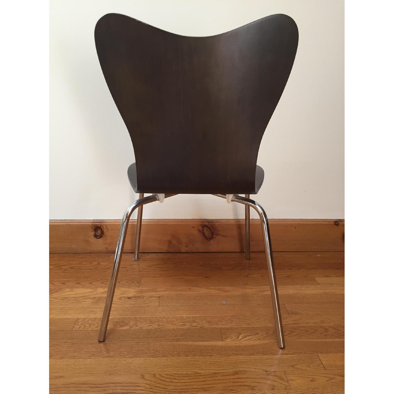 West Elm Scoop-Back Chair - image-2