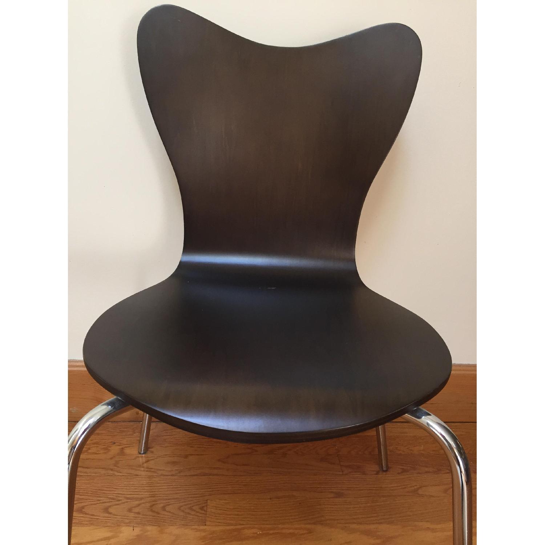 West Elm Scoop-Back Chair - image-4