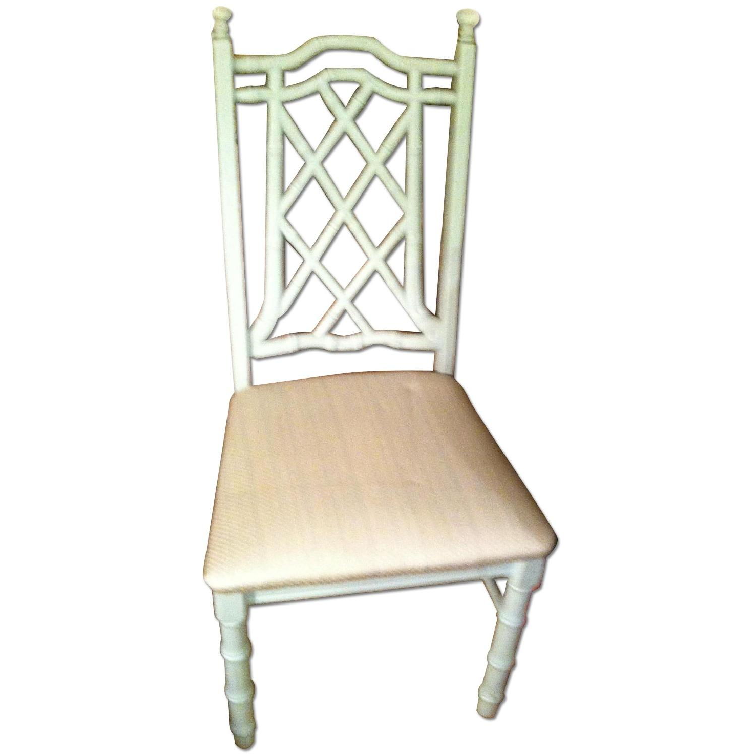 Florida Style Table w/ 4 Chairs - image-0