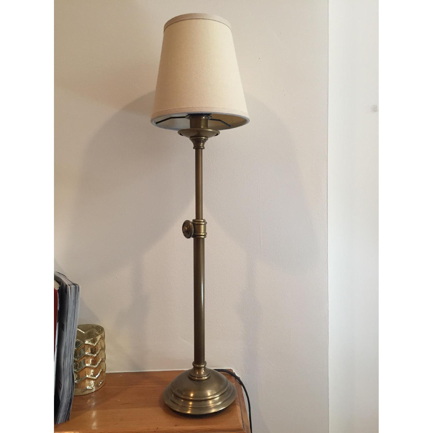 Pottery Barn Chelsea Bedside Lamps - Pair - image-3