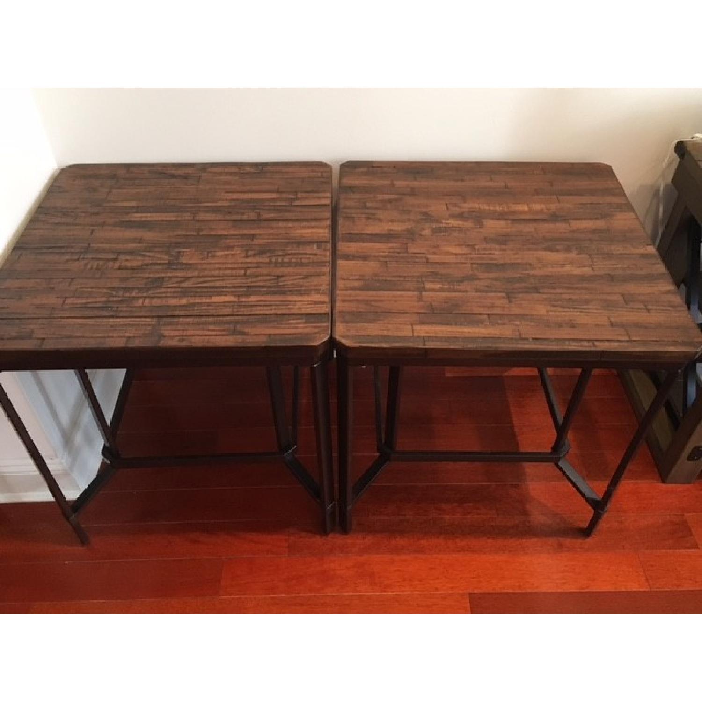 Ashley's Newelk 3 Piece Coffee Table Set - image-3