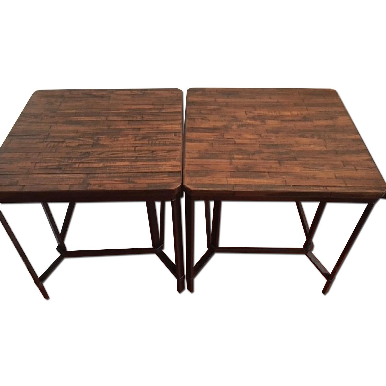 Ashley's Newelk 3 Piece Coffee Table Set - image-6