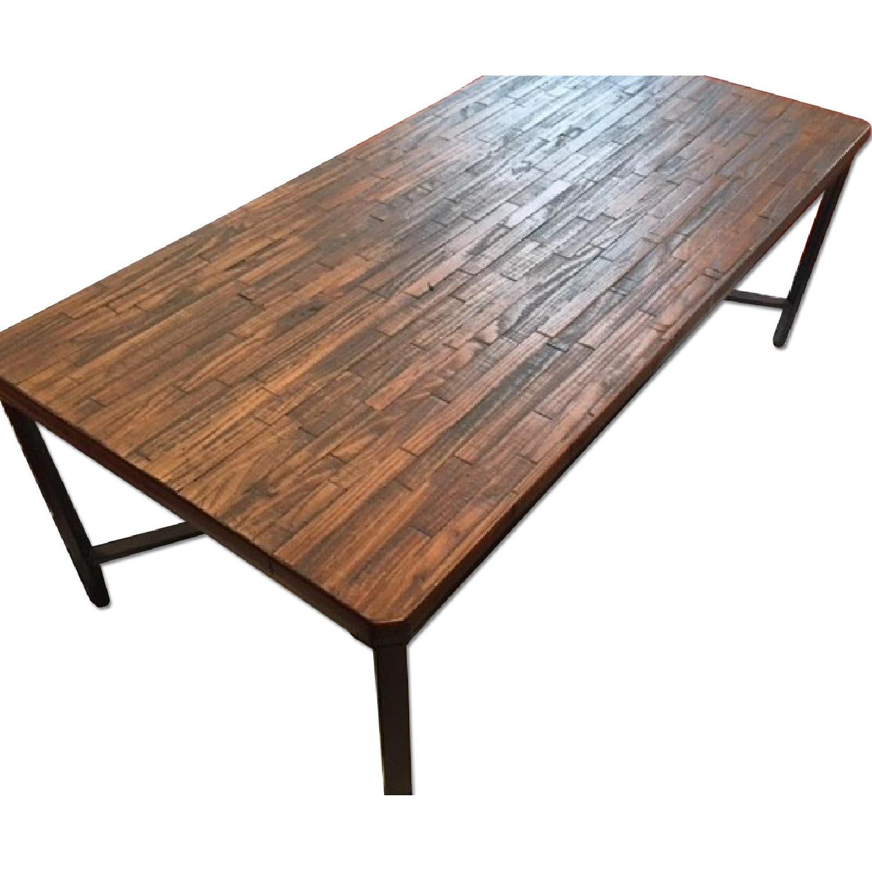 Ashley's Newelk 3 Piece Coffee Table Set - image-0