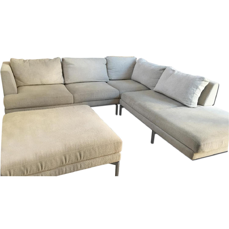 Walter Knoll Sectional Sofa - image-0