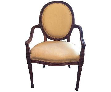 Vintage Louis XVI Style Chair