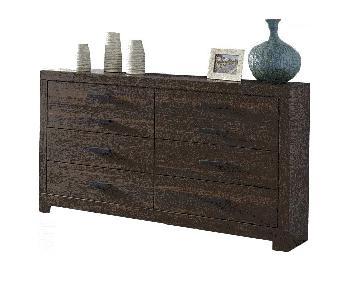 Joss & Main Fritsche 6 Drawer Double Dresser