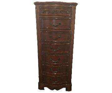 Ashley Solid Wood 7-Drawer Dresser