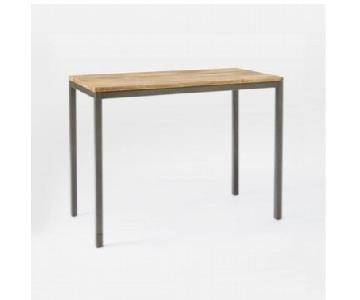 West Elm Box Frame Counter Height Dining Table