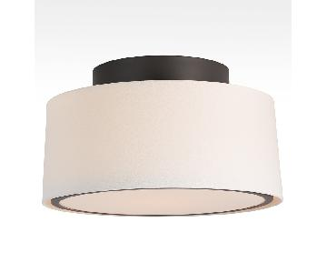 Rejuvenation Flush Mount Light