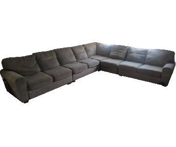 Ashley Patola Park 3-Piece Sectional Sofa
