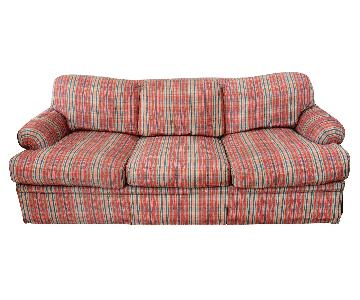 Bernhardt Ralph Lauren Custom Sleeper Sofa