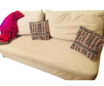 Ikea Sleeper Sofa w/ Storage