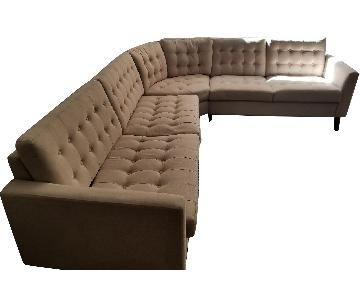 Darby Home Co Alderbrook Sectional Sofa