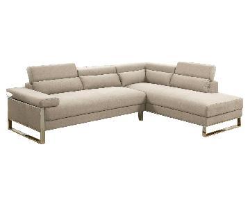 AllModern Ketan II 2-Piece Sectional Sofa