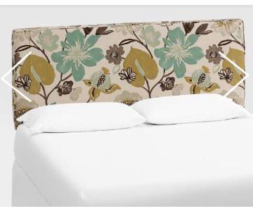World Market Pearl Lorna Upholstered Headboard