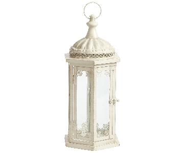 Pier 1 Ivory Lanterns