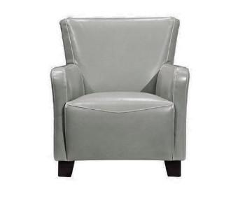 Raymour & Flanigan Phoebe Leather Accent Chair