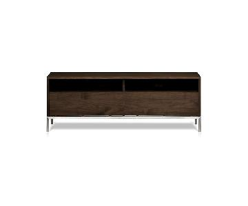 Crate & Barrel Pearson Media Console