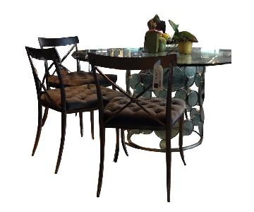 Hickory White Cyrus 7-Piece Dining Set