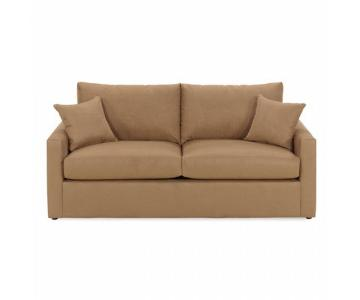 Overnight Sofa Memory Foam Sleeper Sofa