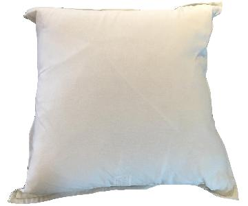 Surya Linen/Cotton Throw Pillow