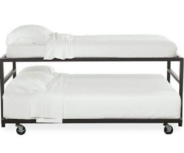 Room & Board Bower Loft Twin Bed w/ Trundle