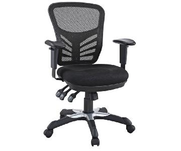Modway Eloquent Office Desk Chair