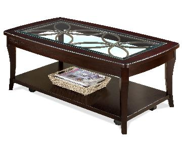 Raymour & Flanigan Annandale Coffee Table