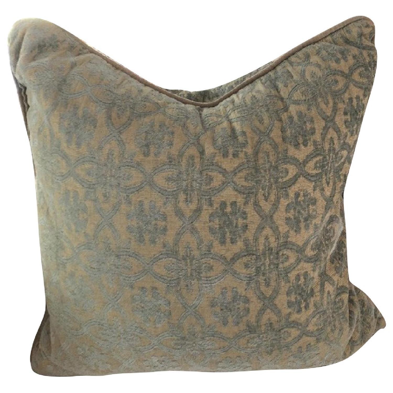Chenille Knit Decorative Pillows