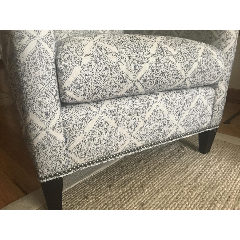 ... Arhaus Custom Upholstered Chair 2