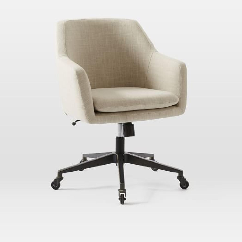 West Elm Helvetica Desk Chair
