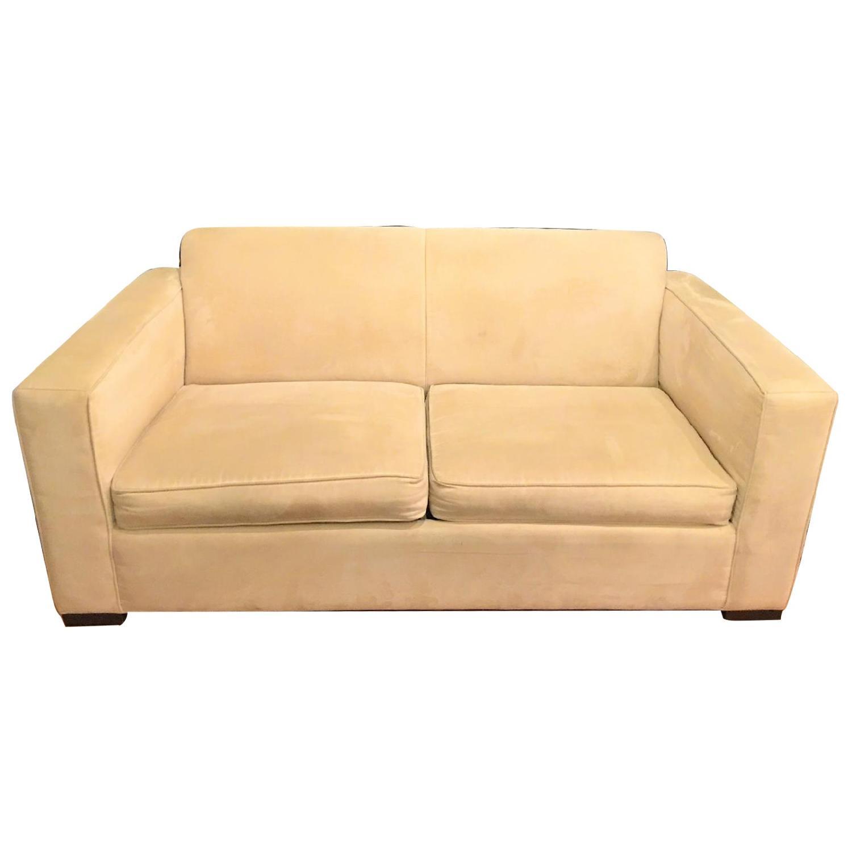 Microsuede Sleeper Sofa ...