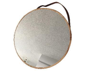 West Elm Modern Hanging Wall Mirror