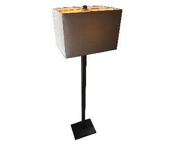 Rectangle Floor Lamp.