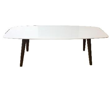 Room & Board Lacquer Coffee Table