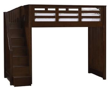 Pottery Barn Catalina Stair Loft Bed