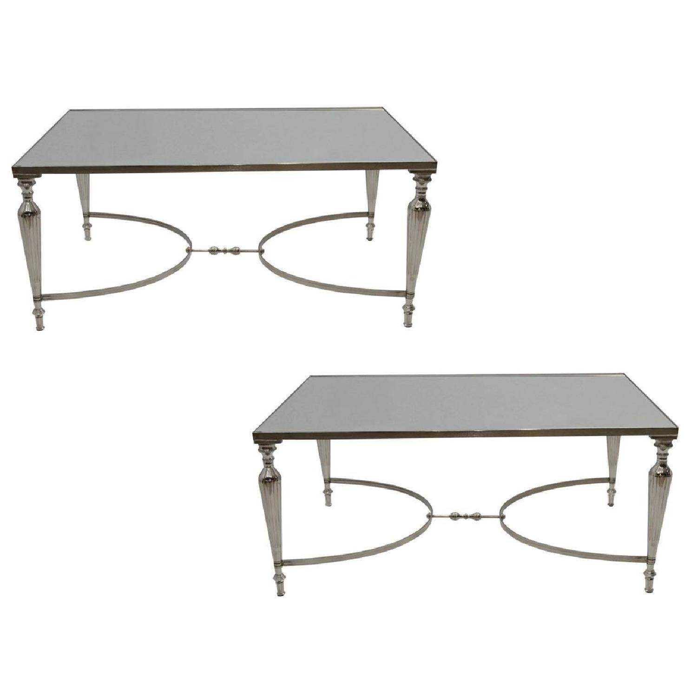 Designe Gallerie Cakra Mirror Coffee/Center Tables