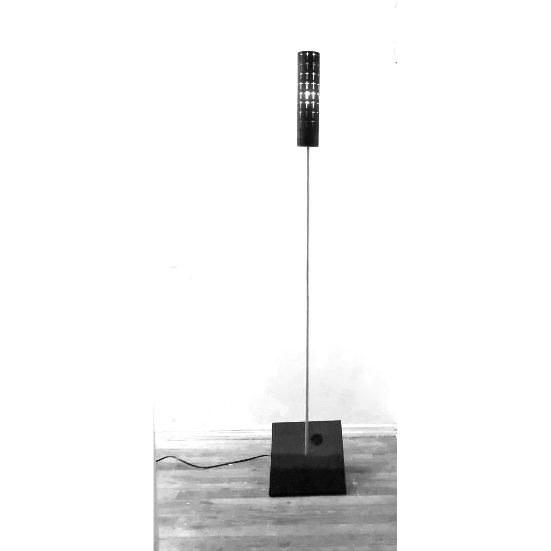 Linetype Granite Brass 3D Print Floor Lamp