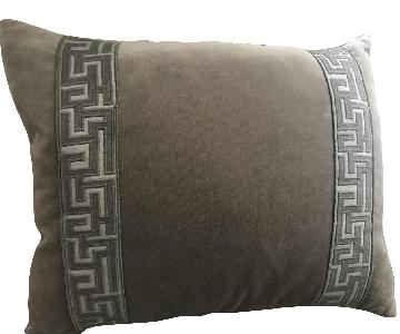Holly Hunt Throw Pillow