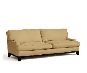 Pottery Barn Seabury Upholstered Sofa
