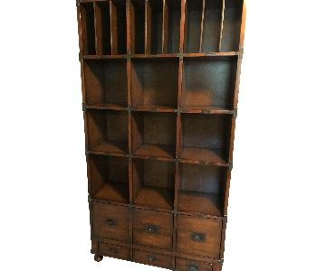 Theodore Alexander Agra Cube Unit Office Bookcase