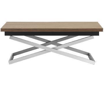 BoConcept Modern Adjustable Dining/Coffee Table