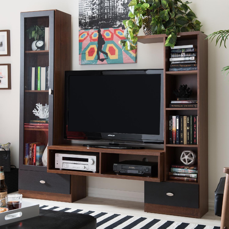 Baxton Studio Empire TV Rack/Entertainment Center - image-5