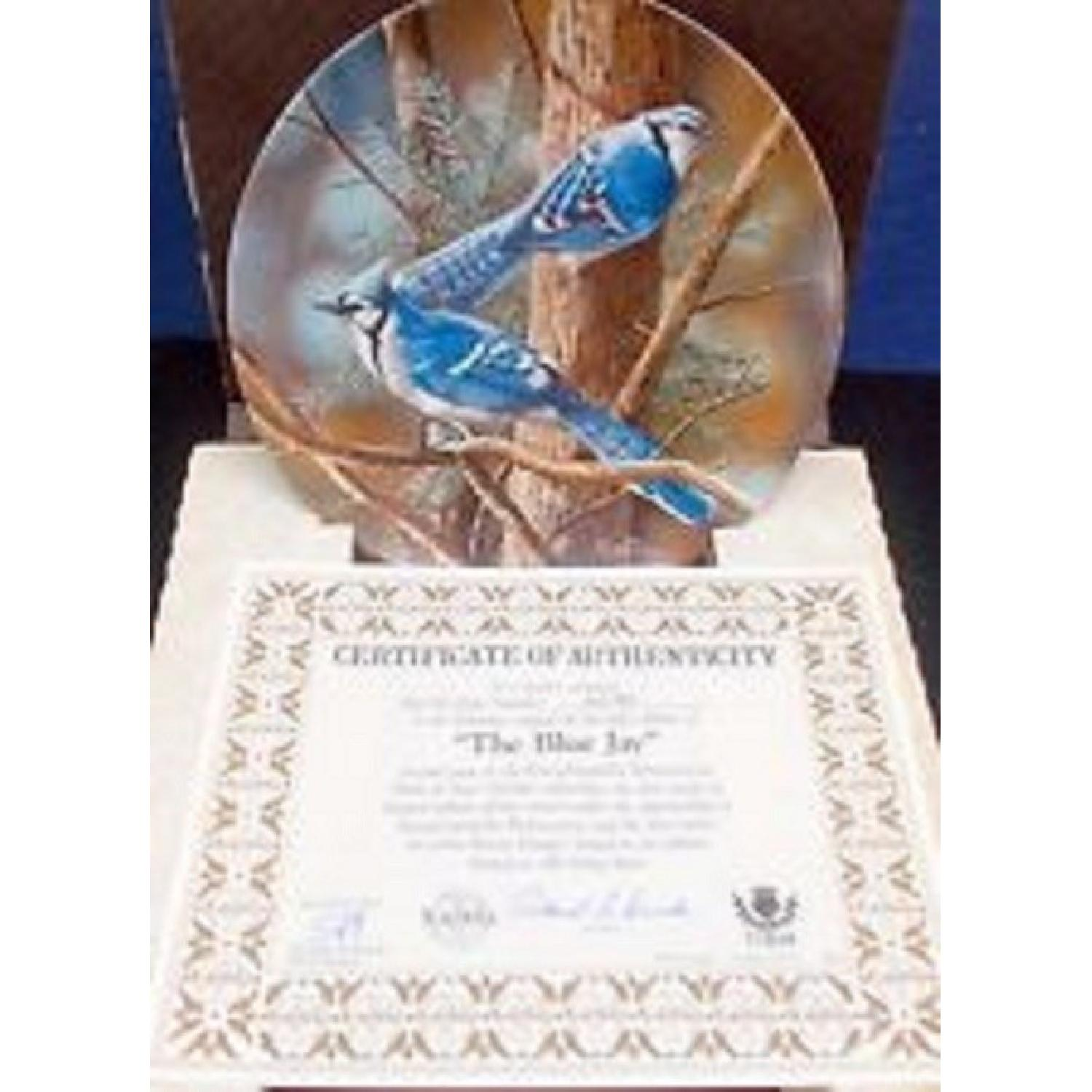 Collector's Edition Edwin M. Knowles Decorative Plates - image-2
