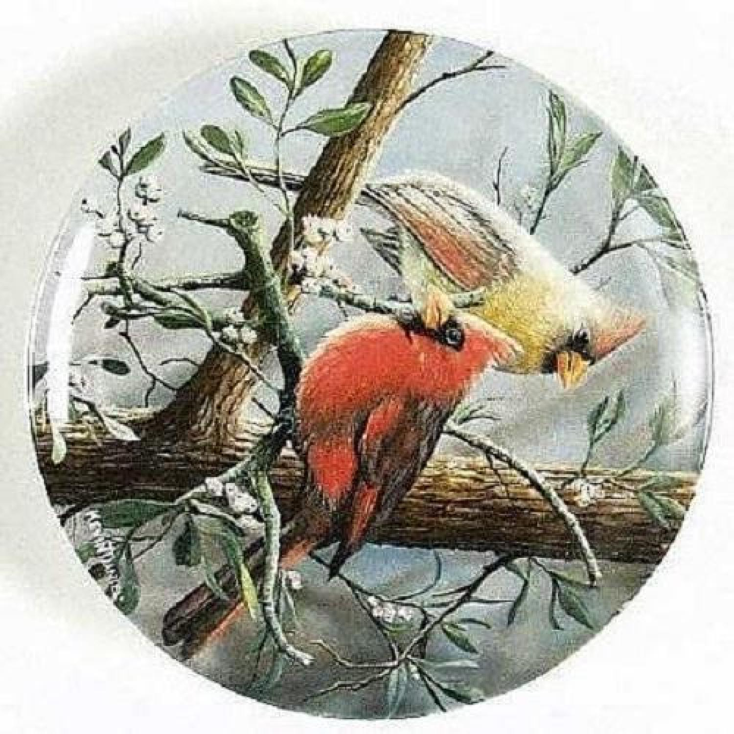 Collector's Edition Edwin M. Knowles Decorative Plates - image-3