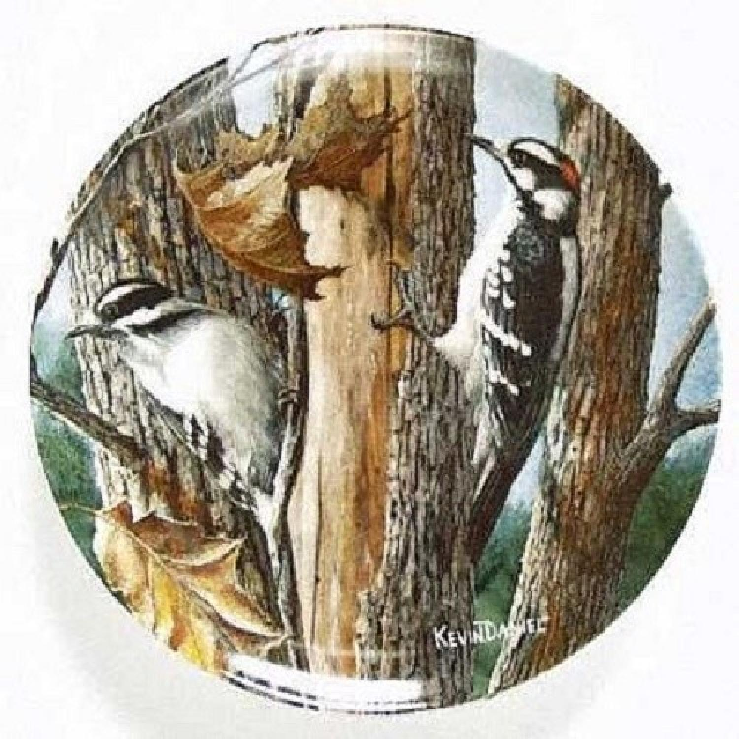 Collector's Edition Edwin M. Knowles Decorative Plates - image-8